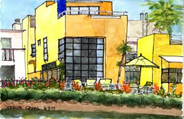 venice-canal-house